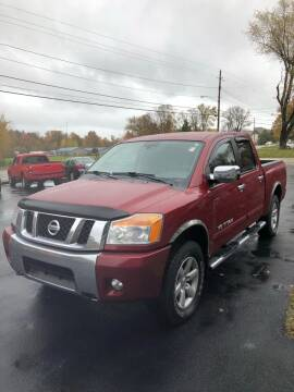 2008 Nissan Titan for sale at Erie Shores Car Connection in Ashtabula OH