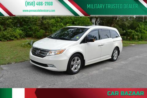 2012 Honda Odyssey for sale at Car Bazaar in Pensacola FL