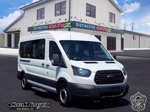 2017 Ford Transit Passenger for sale at Distinctive Car Toyz in Egg Harbor Township NJ