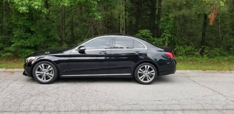2015 Mercedes-Benz C-Class for sale at MATRIXX AUTO GROUP in Union City GA