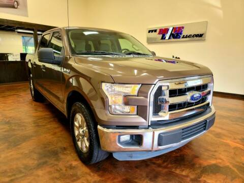 2016 Ford F-150 for sale at Driveline LLC in Jacksonville FL