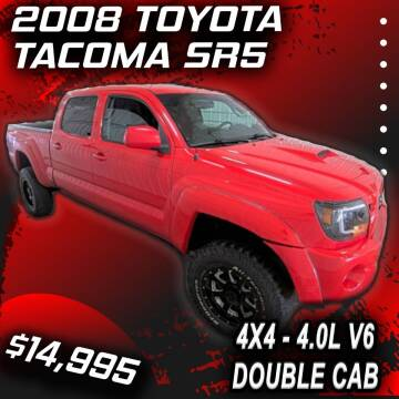 2008 Toyota Tacoma for sale at Badlands Brokers in Rapid City SD