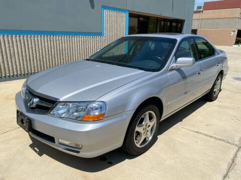 2002 Acura TL for sale at 7 Auto Group in Anaheim CA