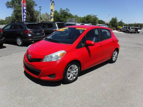 2012 Toyota Yaris for sale at Budget Auto Sales in Carson City NV