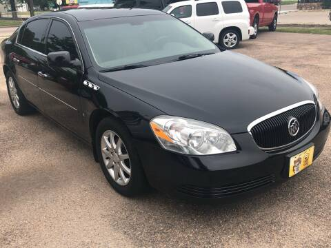 2008 Buick Lucerne for sale at El Tucanazo Auto Sales in Grand Island NE