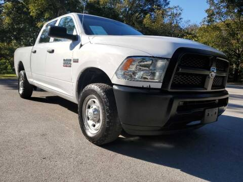 2018 RAM Ram Pickup 2500 for sale at Thornhill Motor Company in Lake Worth TX