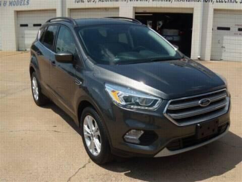 2017 Ford Escape for sale at PERL AUTO CENTER in Coffeyville KS