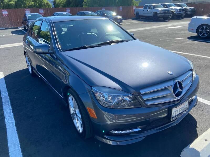 2011 Mercedes-Benz C-Class for sale at Coast Auto Motors in Newport Beach CA