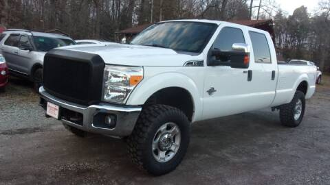 2011 Ford F-350 Super Duty for sale at Select Cars Of Thornburg in Fredericksburg VA