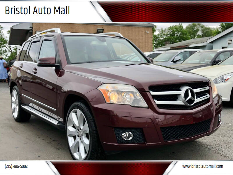 2010 Mercedes-Benz GLK for sale in Levittown, PA
