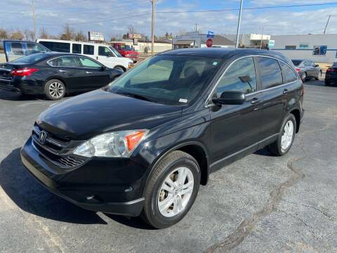 2011 Honda CR-V for sale at Kasterke Auto Mart Inc in Shawnee OK