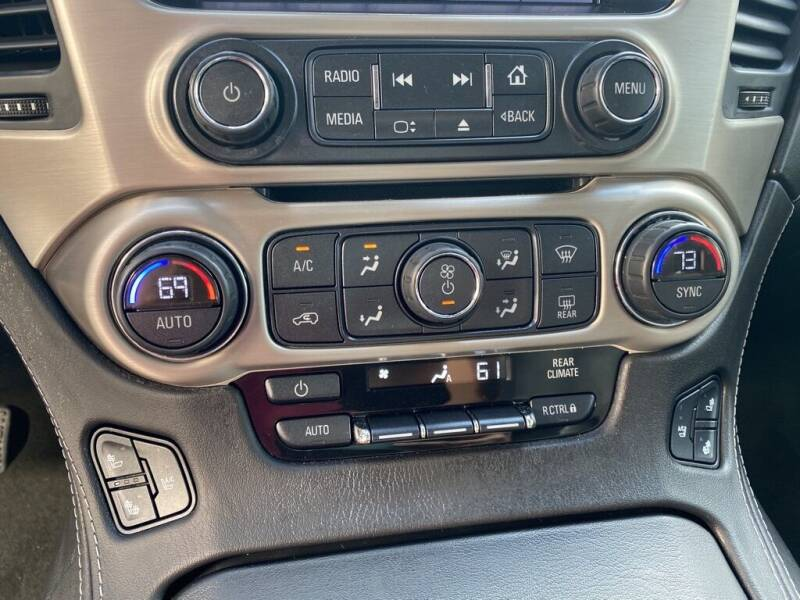 2016 GMC Yukon 4x2 Denali 4dr SUV - Davie FL