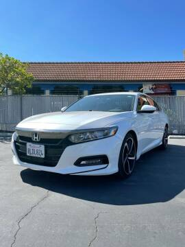 2019 Honda Accord for sale at BSL Bay Sport & Luxury in Redwood City CA