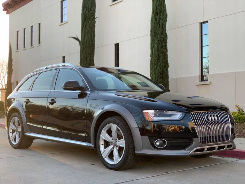 2013 Audi Allroad for sale at Auto King in Roseville CA