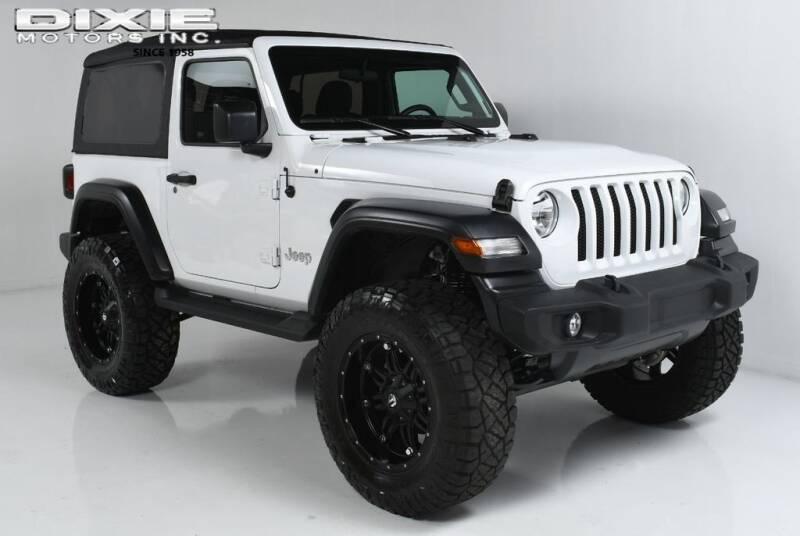 2019 Jeep Wrangler for sale in Nashville, TN