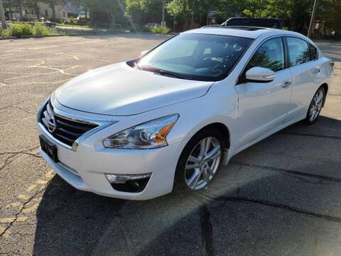2015 Nissan Altima for sale at Steve's Auto Sales in Madison WI