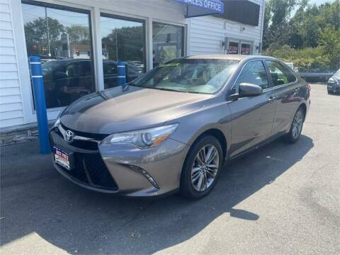 2017 Toyota Camry for sale at Best Price Auto Sales in Methuen MA