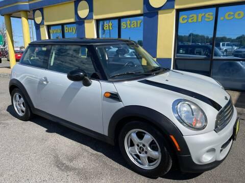 2011 MINI Cooper for sale at Star Cars Inc in Fredericksburg VA