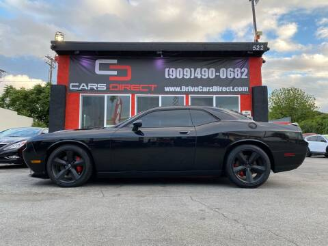 2009 Dodge Challenger for sale at Cars Direct in Ontario CA