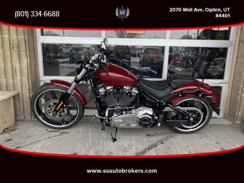 2020 Harley-Davidson FXBRS Breakout 114 for sale at S S Auto Brokers in Ogden UT