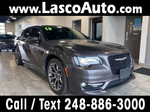 2018 Chrysler 300 for sale at Lasco of Waterford in Waterford MI