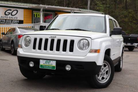 2015 Jeep Patriot for sale at Go Auto Sales in Gainesville GA