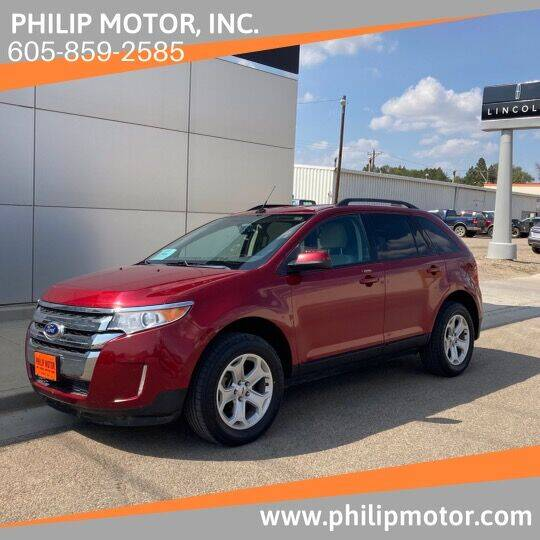 2014 Ford Edge for sale at Philip Motor Inc in Philip SD