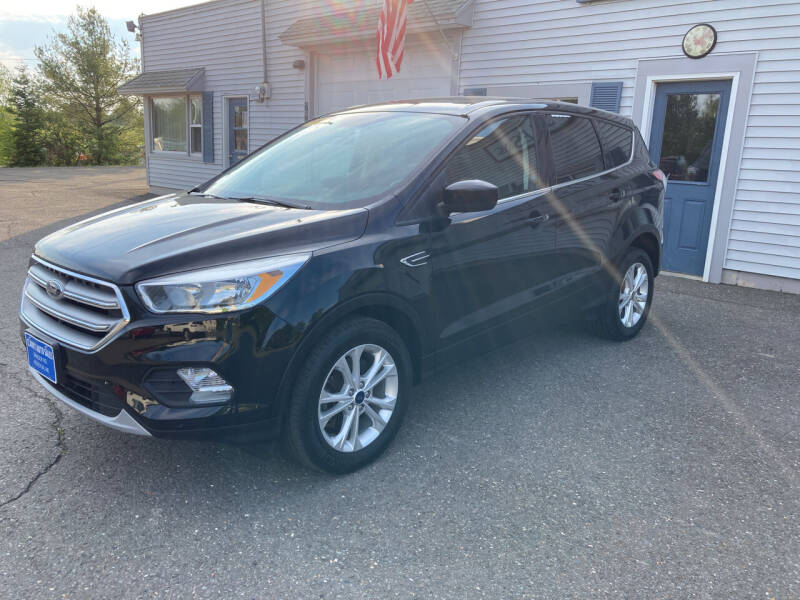 2017 Ford Escape for sale at CLARKS AUTO SALES INC in Houlton ME