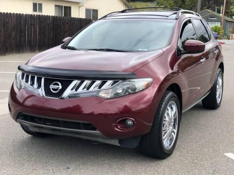 2009 Nissan Murano for sale at JENIN MOTORS in Hayward CA