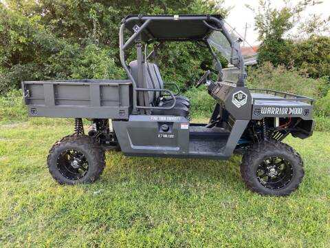 2020 BENNCHE WARRIOR 1000 W/5 INCH LIFT!! for sale at JENTSCH MOTORS in Hearne TX