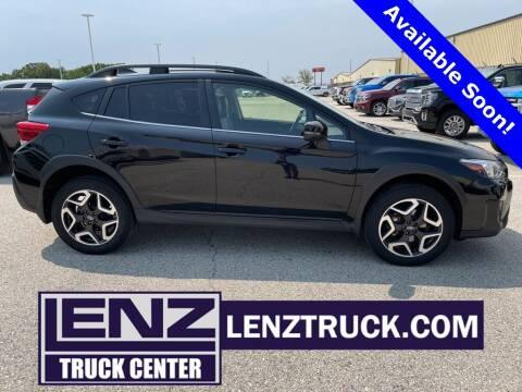 2020 Subaru Crosstrek for sale at LENZ TRUCK CENTER in Fond Du Lac WI