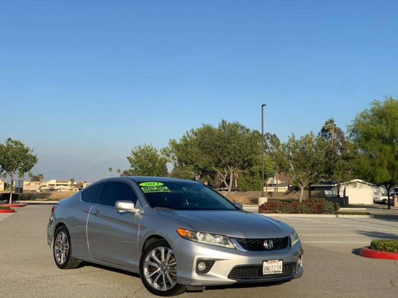 2013 Honda Accord for sale at Esquivel Auto Depot in Rialto CA