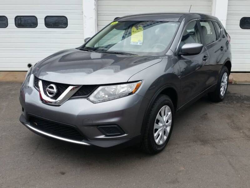 2016 Nissan Rogue for sale at Action Automotive Inc in Berlin CT