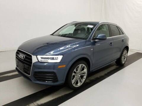2018 Audi Q3 for sale at WCG Enterprises in Holliston MA