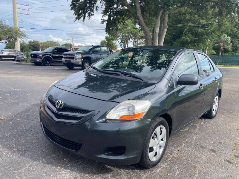2007 Toyota Yaris for sale at Top Garage Commercial LLC in Ocoee FL