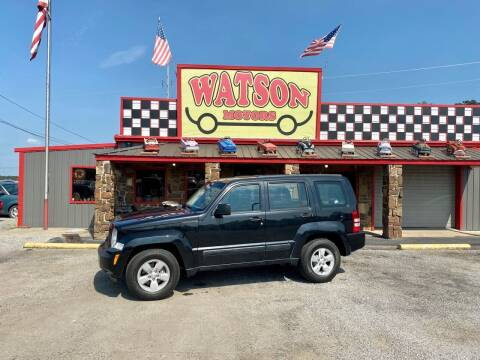 2012 Jeep Liberty for sale at Watson Motors in Poteau OK