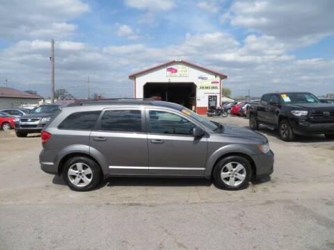 2012 Dodge Journey for sale at Jefferson St Motors in Waterloo IA