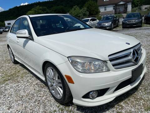 2009 Mercedes-Benz C-Class for sale at Ron Motor Inc. in Wantage NJ