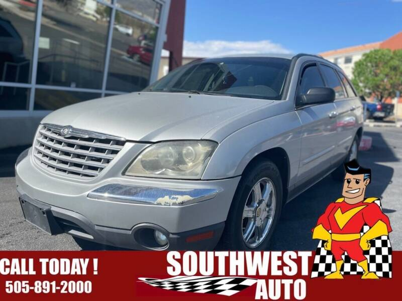 2004 Chrysler Pacifica for sale at SOUTHWEST AUTO in Albuquerque NM