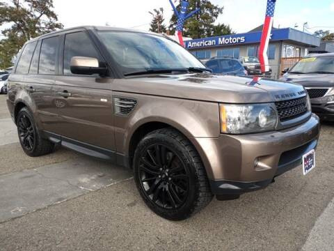 2011 Land Rover Range Rover Sport for sale at All American Motors in Tacoma WA