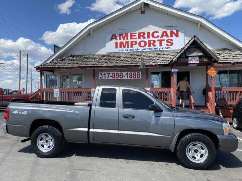 2006 Dodge Dakota for sale at American Imports INC in Indianapolis IN