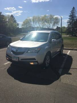 2010 Acura MDX for sale at Specialty Auto Wholesalers Inc in Eden Prairie MN