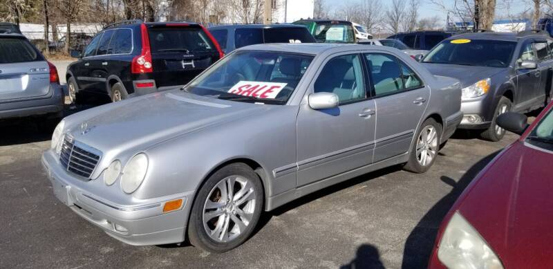 2001 Mercedes-Benz E-Class for sale at Hometown Auto Repair and Sales in Finksburg MD