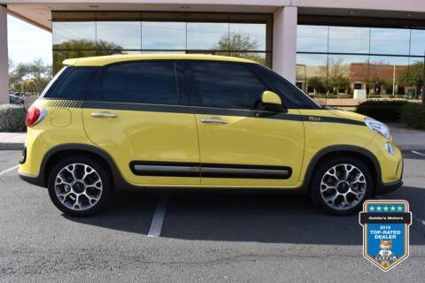 2014 FIAT 500L for sale at GOLDIES MOTORS in Phoenix AZ