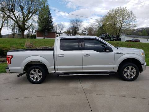 2015 Ford F-150 for sale at HIGHWAY 12 MOTORSPORTS in Nashville TN