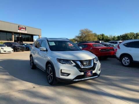 2017 Nissan Rogue for sale at KIAN MOTORS INC in Plano TX