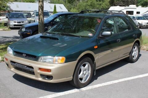 1997 Subaru Impreza for sale at Auto Bahn Motors in Winchester VA