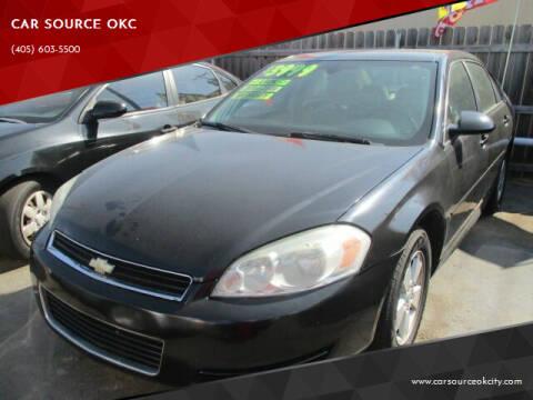 2009 Chevrolet Impala for sale at CAR SOURCE OKC in Oklahoma City OK