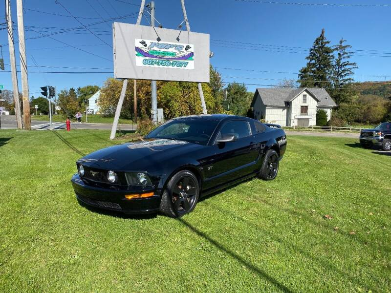 2006 Ford Mustang for sale at Pop's Automotive in Homer NY