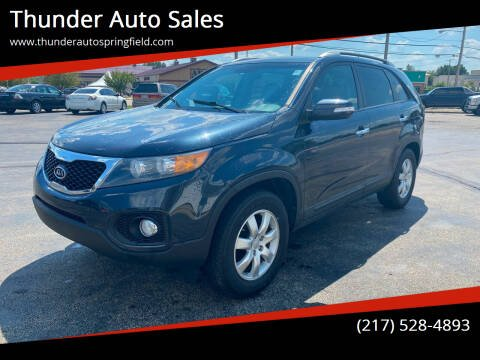 2013 Kia Sorento for sale at Thunder Auto Sales in Springfield IL